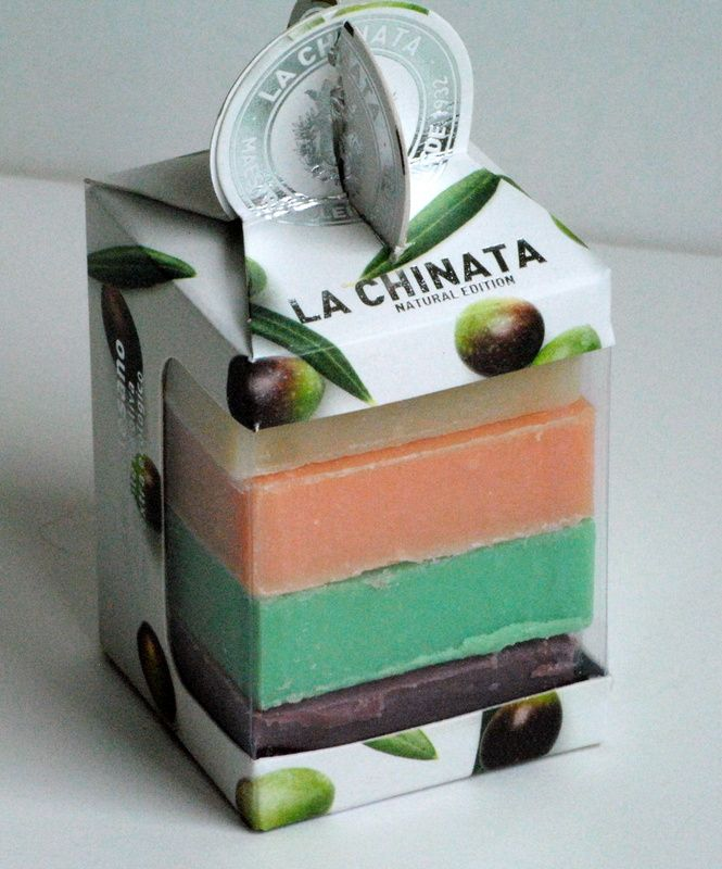 La Chinata  Hand Crafted Olive Soaps