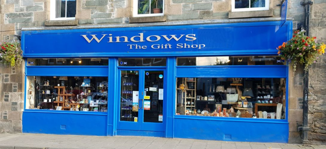 Windows The Gift Shop